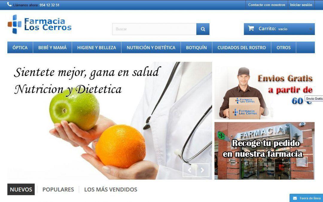 Tienda farmacia online